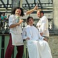 Teatro necessario par la nuova barberia carloni aux affranchis à la flèche le 6 juillet 2013 (2)