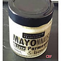 Mayonnaise de luxe saveur parmesan&basilic