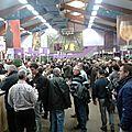 Marché aux vins d'ampuis 2014 : du monde, beaucoup de monde et un millésime 2012 en questions