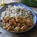 Curry d'agneau rapide