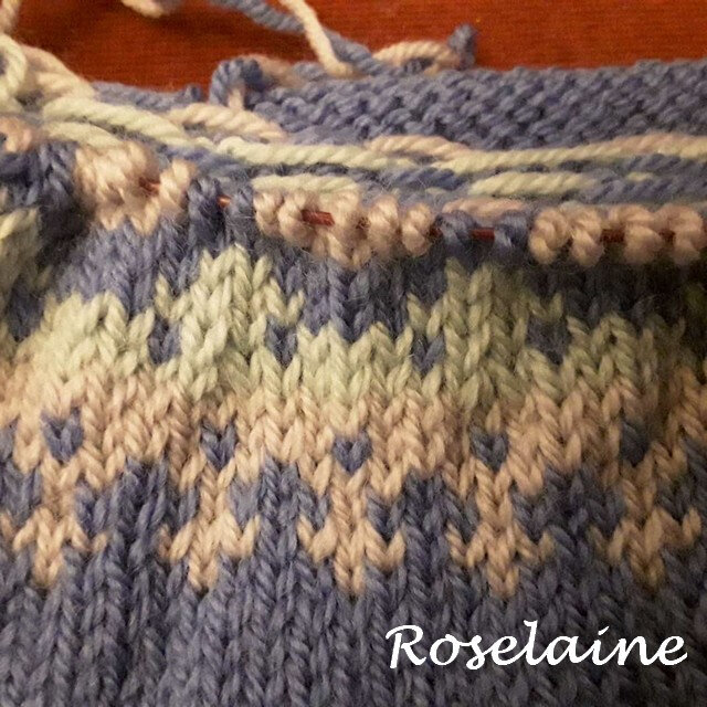 Roselaine Létt Lopi Vest 3