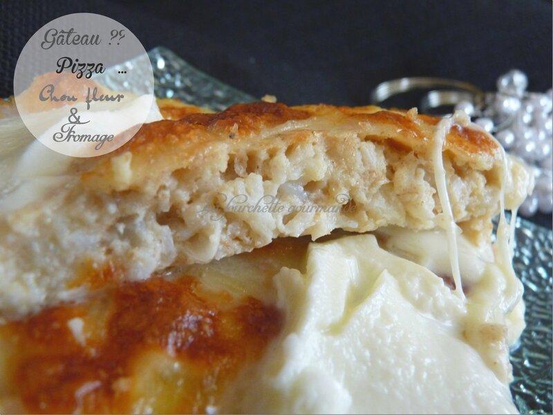 Gateau Pizza au chou fleur (3)