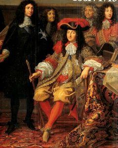 DDS 227 Louis XIV