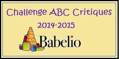challenge ABC Babelio 2014