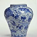 Jar with Immortals, Ming dynasty, Jiajing reign (1522-1566)