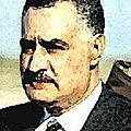 Nasser, l'autocrate charismatique du nationalisme arabe