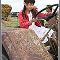 tracteur camille 4