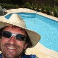 Jénorme à la piscine