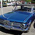 Plymouth valiant signet convertible-1965