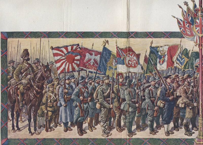 DEFILE-DE-LA-VICTOIRE-BOMBLED-JUILLET-1919