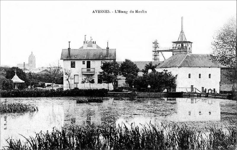 Avesnes - Moulin Saint-Pierre (4)