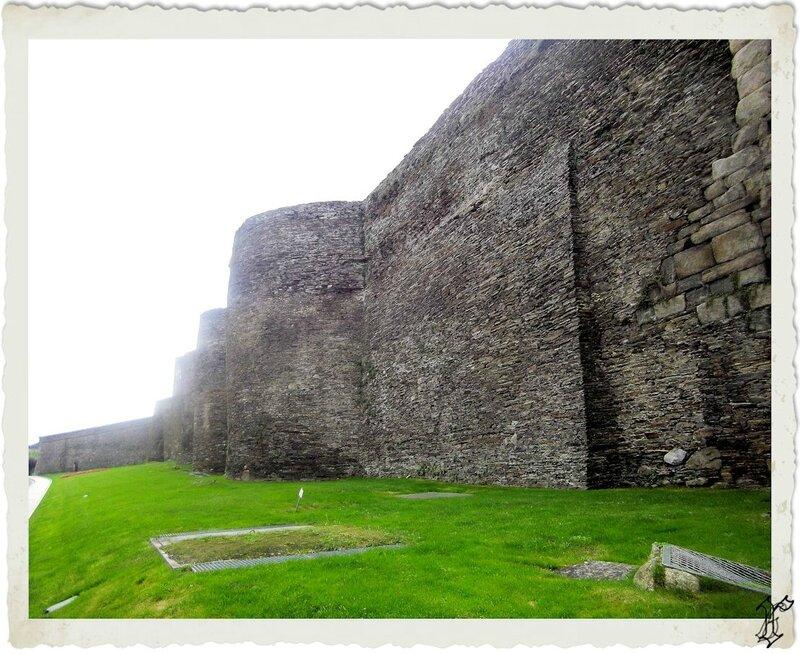 murailles romaines LUGO
