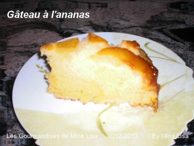 gâteau à l'ananas4