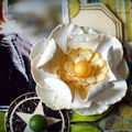 Tuto pour fleur en papier