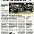 Des usines françaises plus compétitives