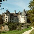 On a visite... le chateau de puyguilhem