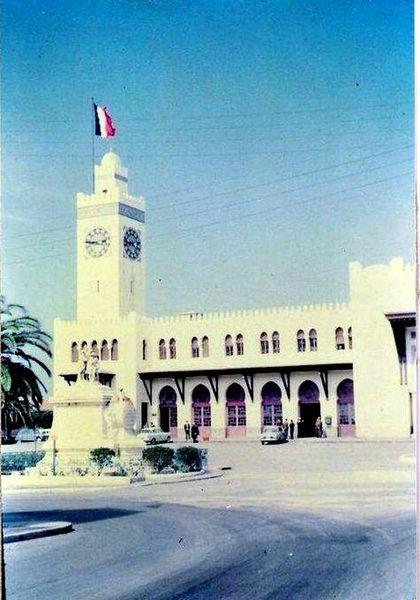 Oran- La gare PLM 17