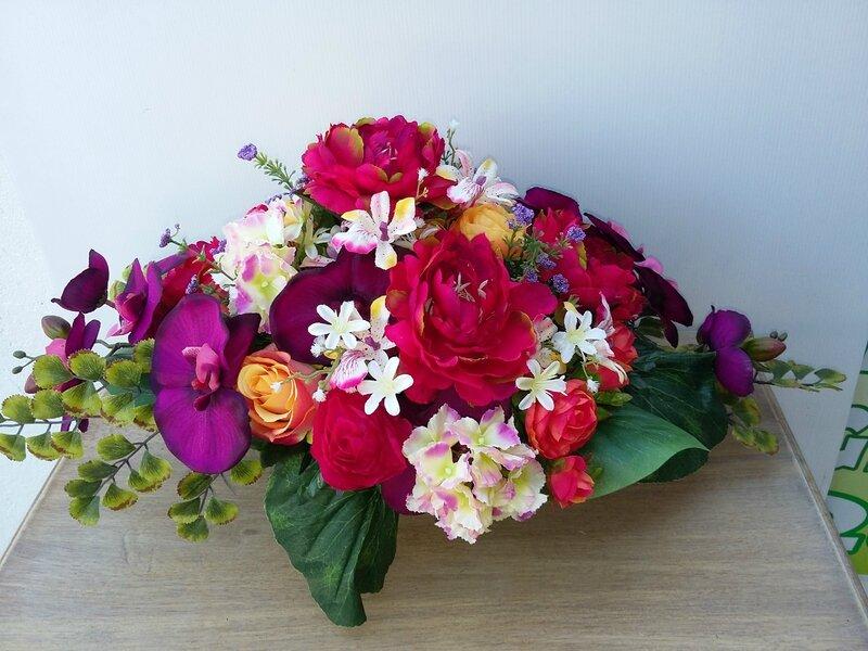 artificielles des fleurs des cadeaux (112)