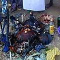 Le rituel desenvoutement du maitre marabout africain bodan