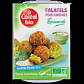 Falafels pois chiches & epinards ceréal bio ®