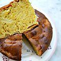 Le gâteau aux pommes de mamie jojo (ou gâteau pommeraie)