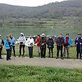 Sortie du 3 janvier 2013 autour du lac