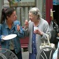 Sylvie et Mme Dou