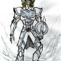 saint seiya by me