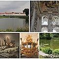 Carte postale # châteaux de bavière