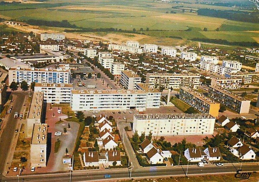 Caen, le quartier St-Pierre