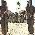 Indonésie : quatorze exécutions pour samedi ?