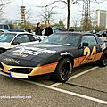 Pontiac trans am coupé (Rencard Burger king avril 2012) 01
