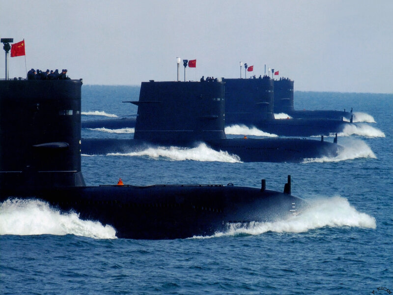 china-submarines