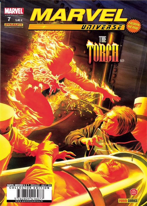 marvel universe hs 07 the torch 1