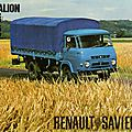 Renault super galion sg4.