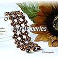Bracelet Four leave clover-MANEK copy