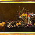 nature morte - monastère royal de Brou