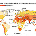Water crisis risk