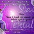 Stage d'exception avec djamila henni chebra le dimanche 15 mars 2015 à décines (69)