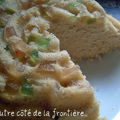 Biscuit rapide aux fruits confits