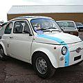 FIAT Giannini 590 Vallelunga 1969 Créhange (1)
