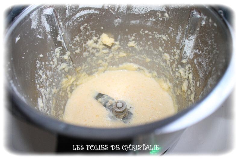 Gâteau cerises 4