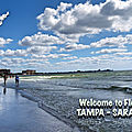 [carnet de voyage] welcome to florida - tampa & sarasota
