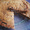 Cuisine: cookie géant et décadent