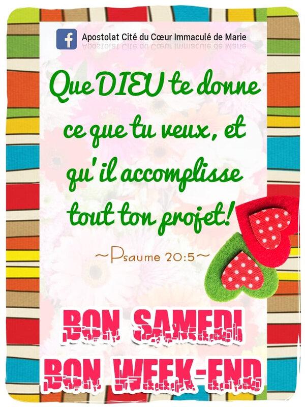 🏵️BON SAMEDI ET WEEK-END À TOUS 🏵️