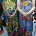 jeunes demoiselles au défilé