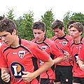 2011-2012, Minimes au tournoi de Bordeaux, 3 juin