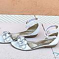 Lanières de chaussure macramé #2 - macrame shoe strap #2