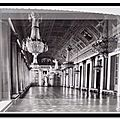 Compiègne - chateau - le Palais - la galerie de Bal
