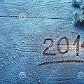 Que le chemin de l'année 2014 soit parsemé